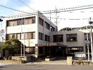 坂井支所外観写真